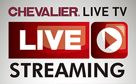 IMTS 2018 - Chevalier LIVE TV