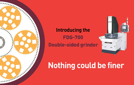 Introducing the new FDG-700