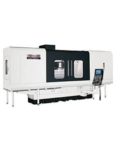 SMART-H/B 2440 / 2460 / 2480III Conversational CNC Surface & Profile Grinder (SMART-III Series)