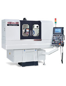 SMART-H/B818 / 1224 / 1640III Conversational CNC Surface & Profile Grinder (SMART-III Series)