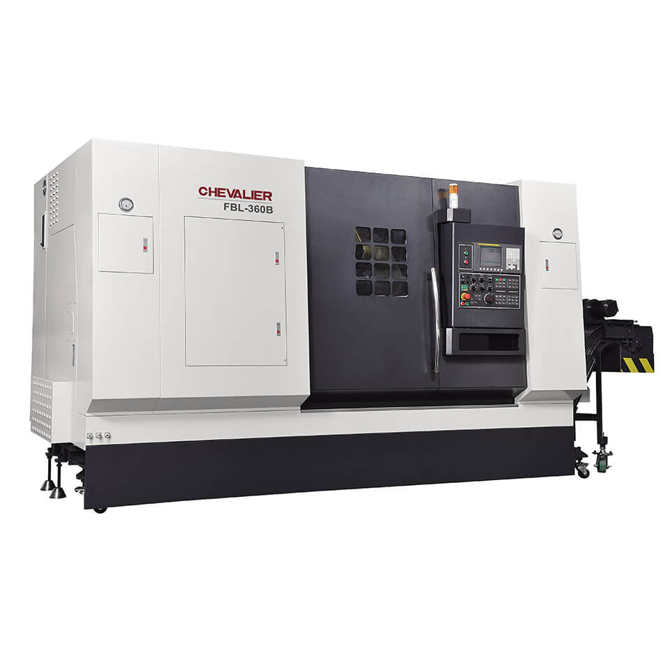 FBL-360 & FBL-460 HEAVY-DUTY TURNING LATHES