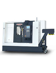 FNL-220LSY / 250Y/SY / 320Y/SY Multi-functional CNC Turning and Milling