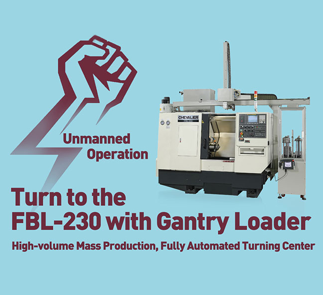 Savings on the FBL-230 with Gantry Quantities Limited - In Stock
