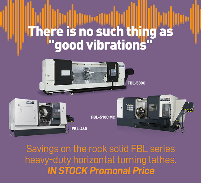 Savings on the FBL Series of Lathes Quantities Limited - In Stock