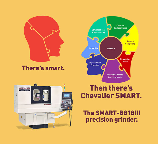 Introducing the new SMART-B818III