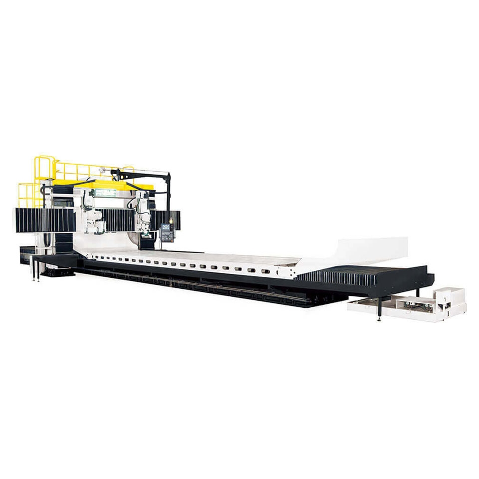 FPG-100400DC (Available in other sizes) Moving Beam Double Column Grinder
