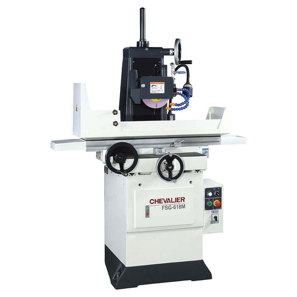 FSG-618M Manual Surface Grinders (M Series)
