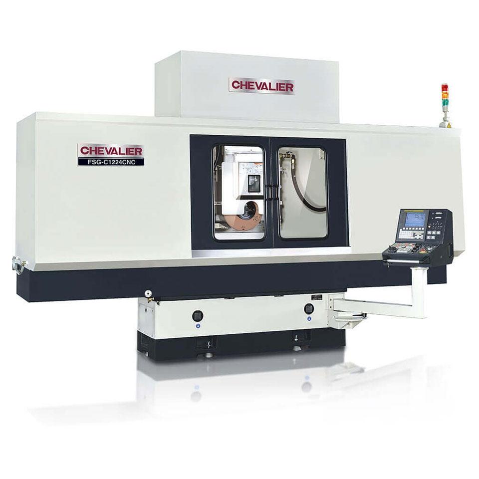 FSG-C1224CNCII Heavy Duty CNC Surface Grinder