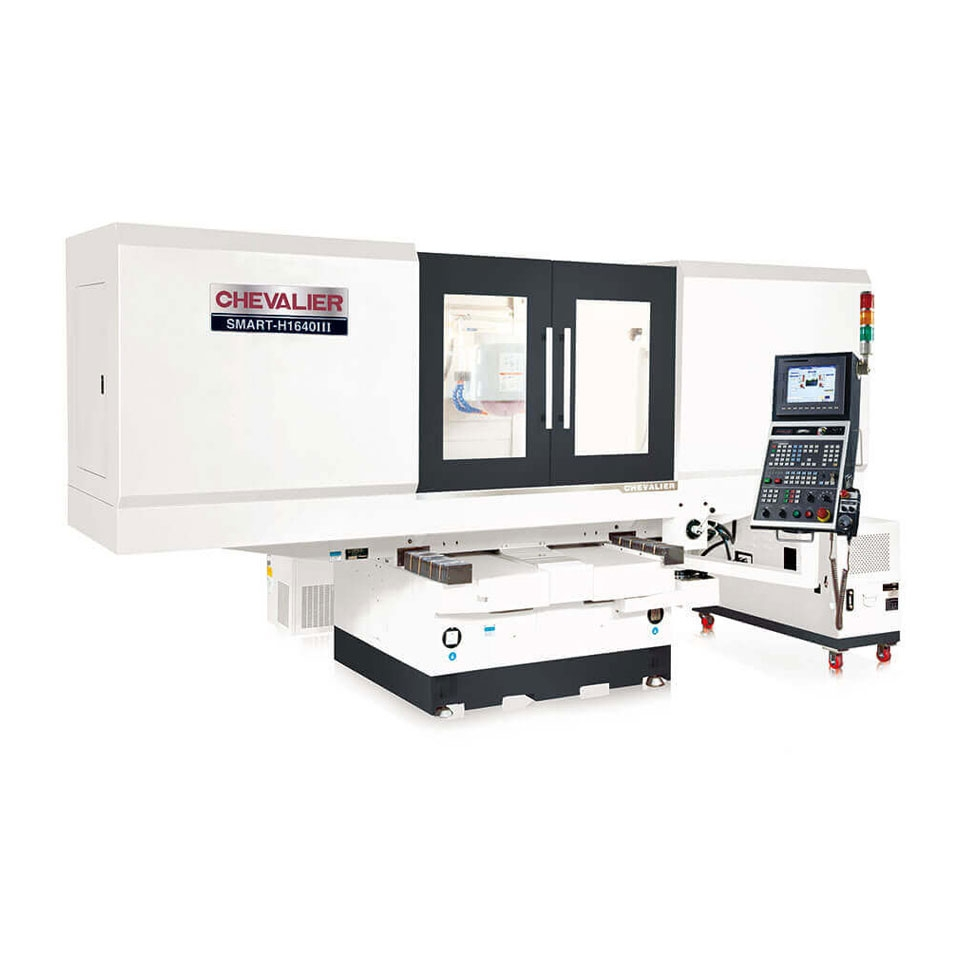 SMART-H1640III Conversational CNC Surface & Profile Grinder (SMART-III Series)