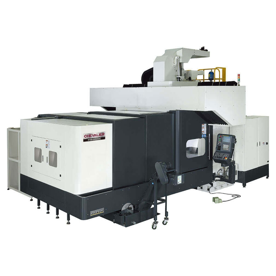 FVM-80DC Series DC Heavy-Duty Bridge Mill