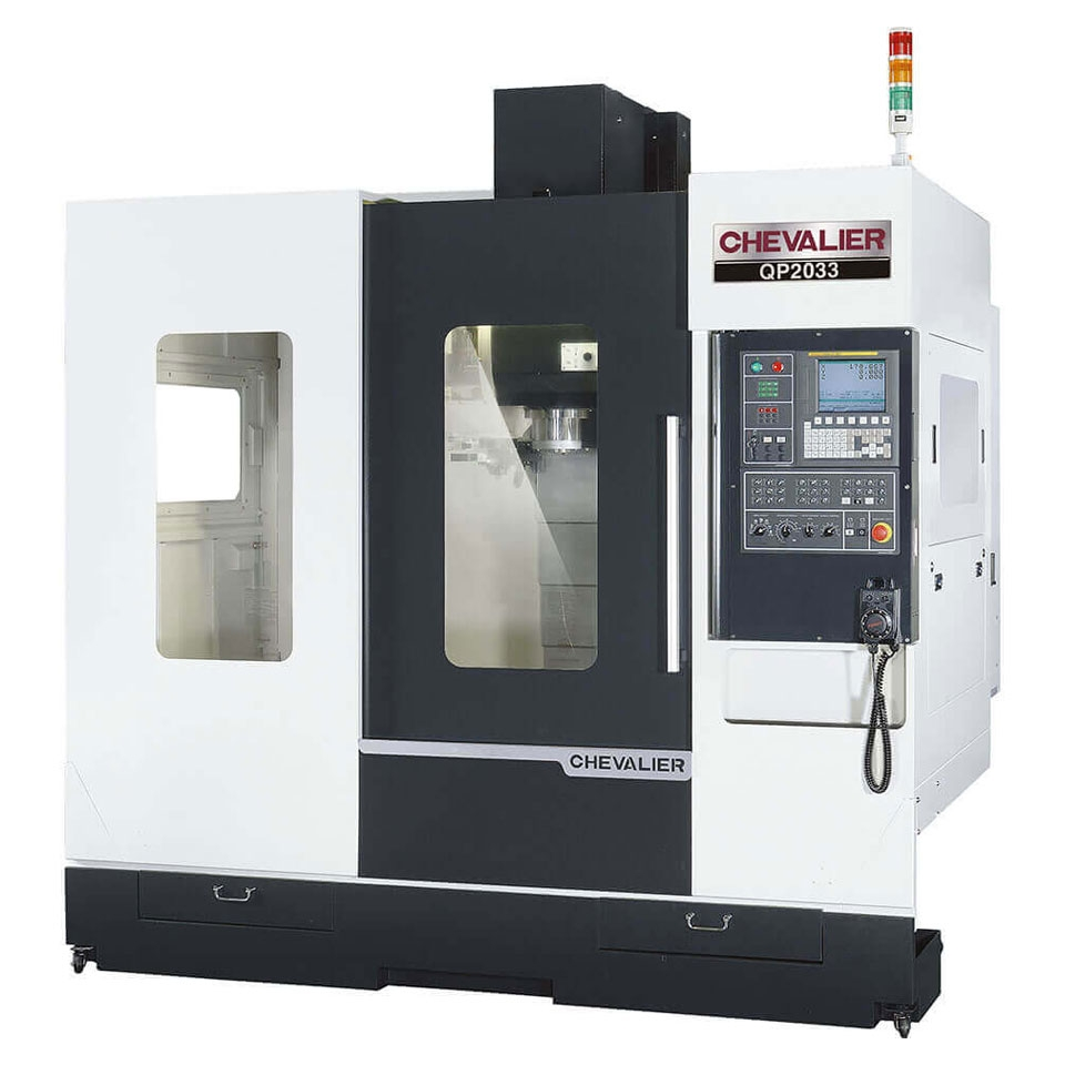 QP2033 Heavy-Duty Production VMC