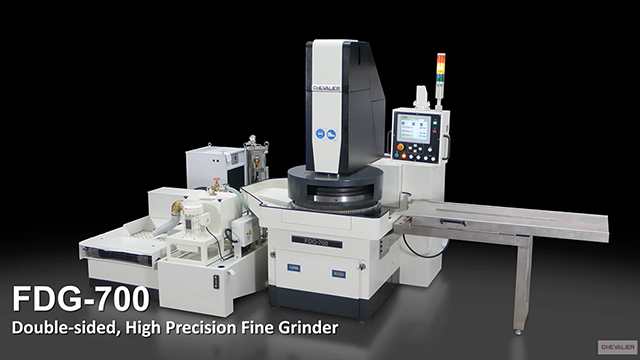FDG-700 Double-Sided High-Precision Fine Grinding Machine