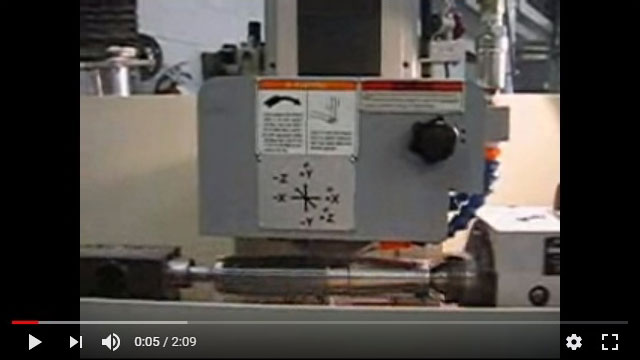 SMART Series Shaft Grinding