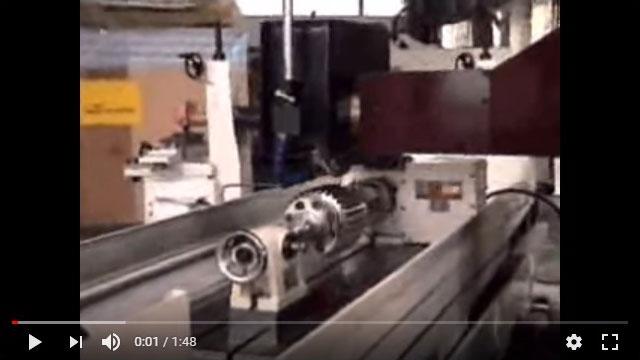 SMART-1640 Gear Grinding